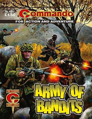 Commando No.4402: Army Of Bandits