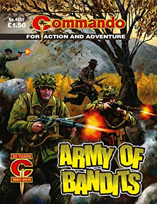 Commando #4402: Army Of Bandits