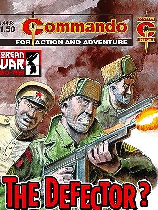 Commando No.4403: The Defector?