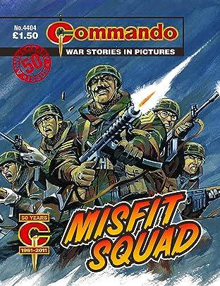 Commando #4404: Misfit Squad