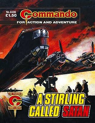 Commando #4406: A Stirling Called Satan