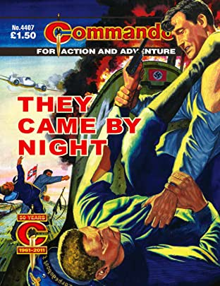 Commando #4407: They Came By Night
