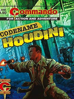 Commando #4409: Codename Houdini