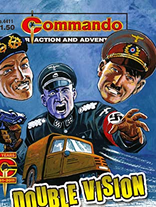 Commando No.4411: Double Vision