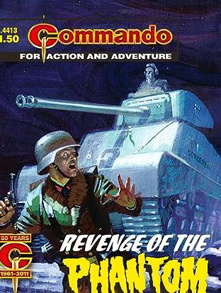 Commando #4413: Revenge Of The Phantom