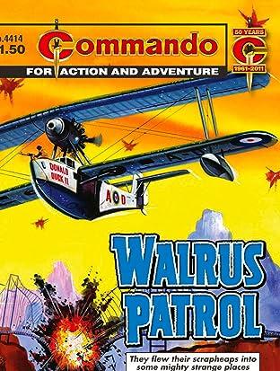 Commando No.4414: Walrus Patrol