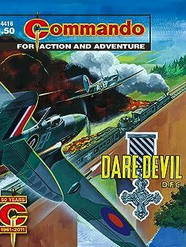Commando #4416: Daredevil D.F.C.