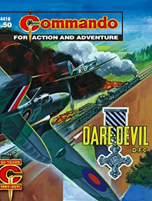 Commando No.4416: Daredevil D.F.C.