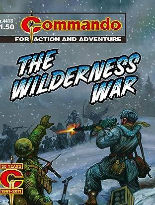 Commando #4418: The Wilderness War
