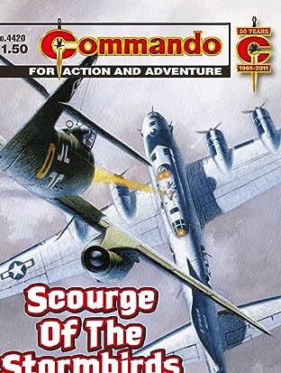 Commando #4420: Scourge Of The Stormbirds