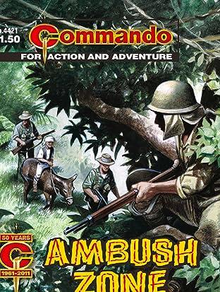 Commando #4421: Ambush Zone