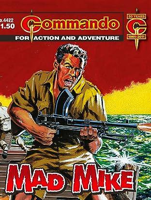 Commando #4422: Mad Mike