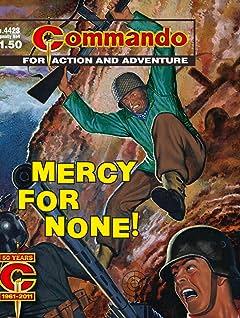 Commando #4423: Mercy For None!