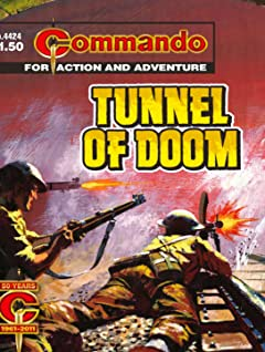 Commando #4424: Tunnel Of Doom