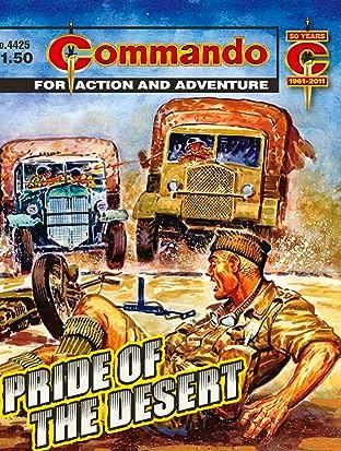 Commando #4425: Pride Of The Desert