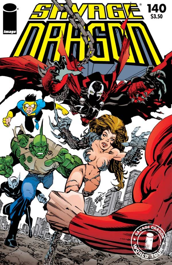 Savage Dragon #140
