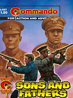 Commando #4427: Sons And Fathers