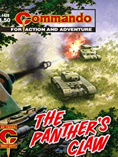 Commando #4428: The Panther's Claw