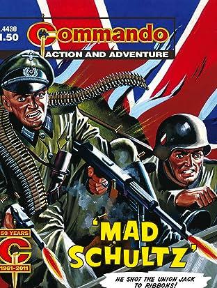 Commando #4430: Mad Schultz