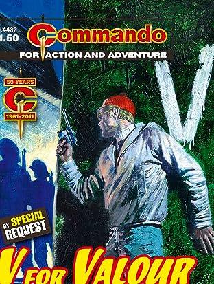 Commando #4432: V For Valour