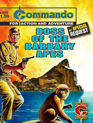 Commando #4433: Boss Of The Barbary Apes