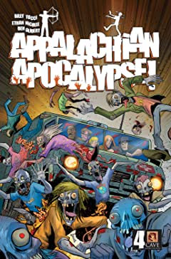Appalachian Apocalypse! #4