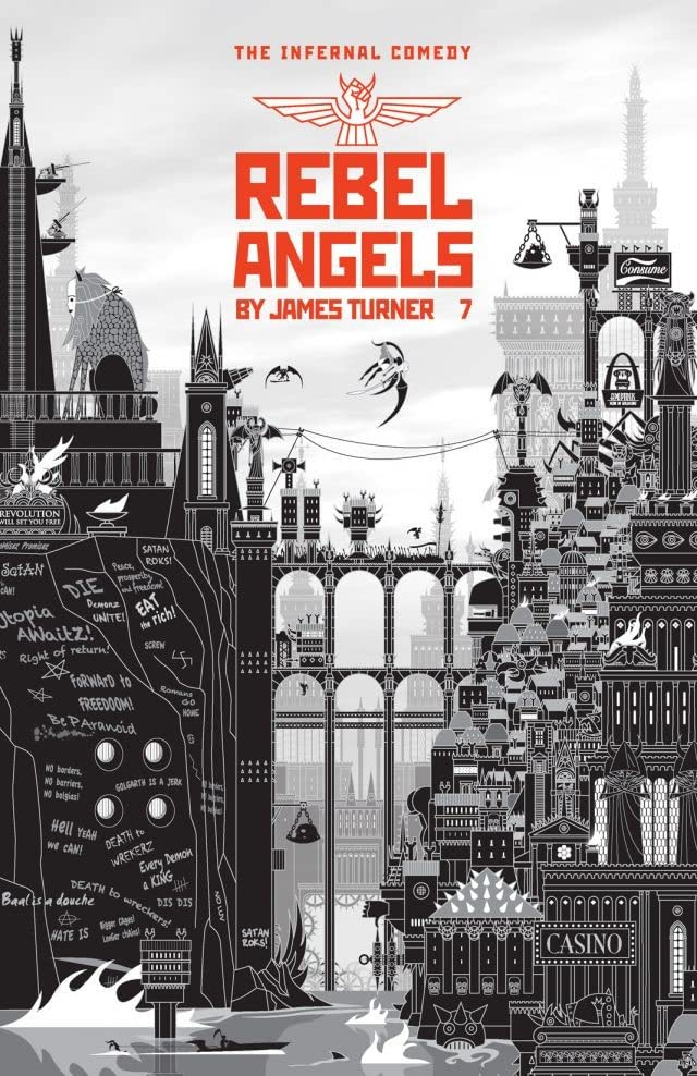 Rebel Angels #7