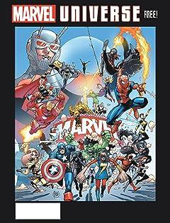 Marvel Universe Fall Magazine (2019) #1