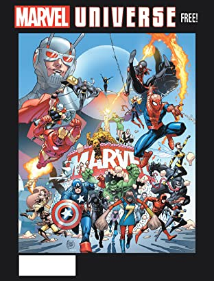 Marvel Universe Fall Magazine (2019) No.1