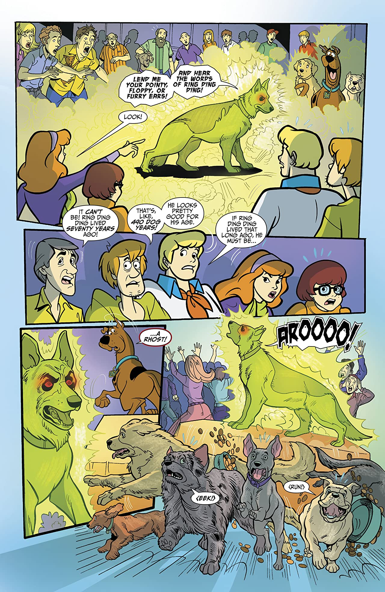Scooby-Doo, Where Are You? (2010-) #100