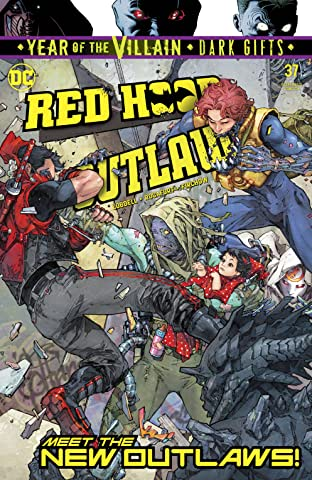 Red Hood: Outlaw (2016-) #37