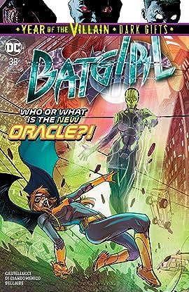Batgirl (2016-) No.38