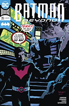 Batman Beyond (2016-) #35