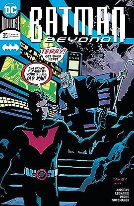 Batman Beyond (2016-) #35