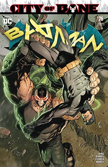 Batman (2016-) No.76
