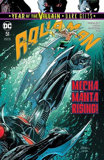 Aquaman (2016-) #51