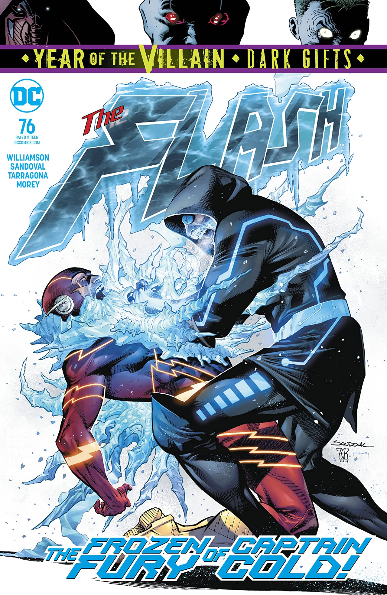 The Flash (2016-) No.76