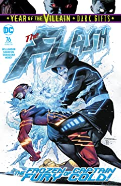 The Flash (2016-) No.76