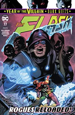 The Flash (2016-) No.77
