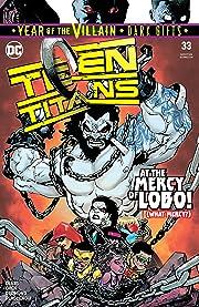 Teen Titans (2016-) #33