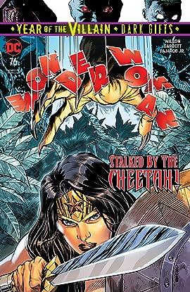 Wonder Woman (2016-) #76