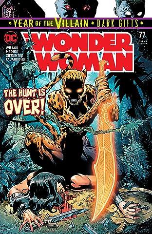 Wonder Woman (2016-) #77