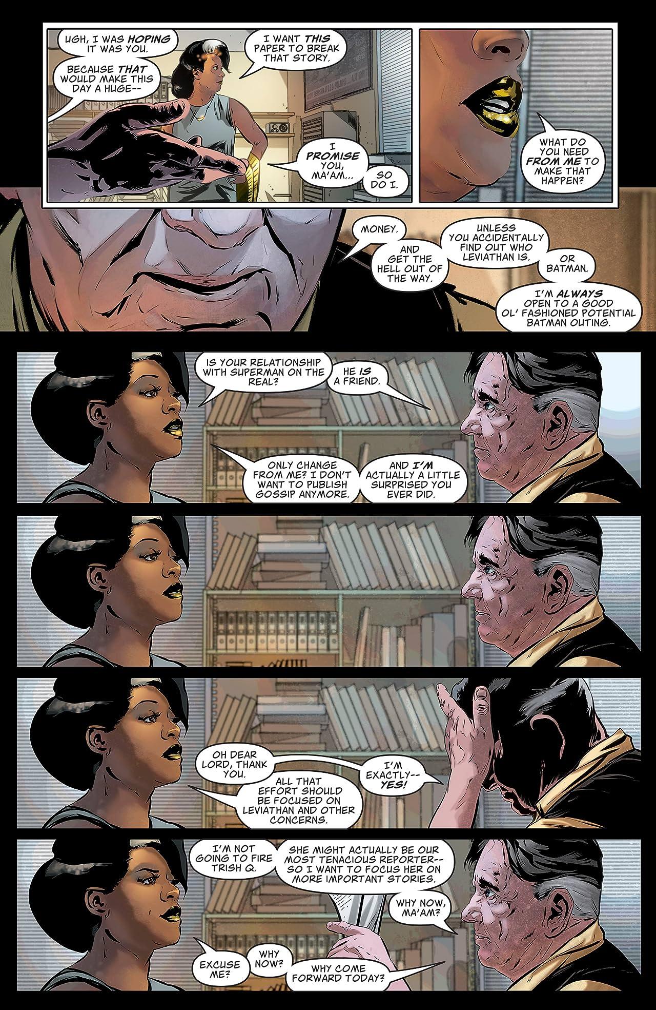 Action Comics (2016-) #1014