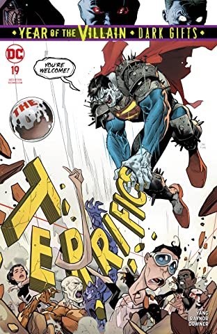The Terrifics (2018-) #19
