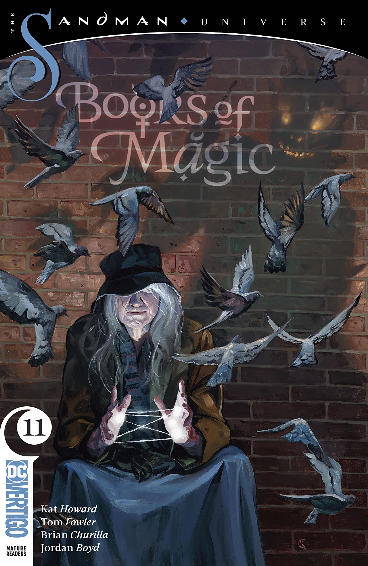 Books of Magic (2018-) No.11