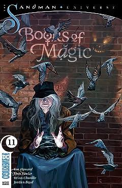 Books of Magic (2018-) #11