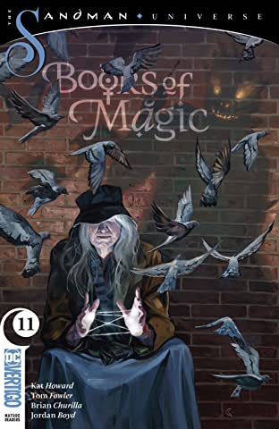 Books of Magic (2018-) #11
