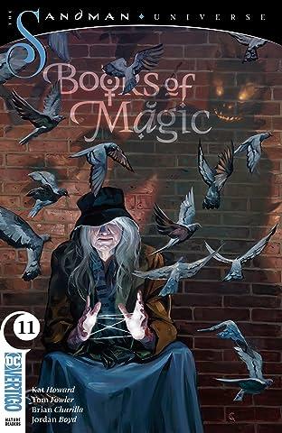 Books of Magic (2018-) No.11