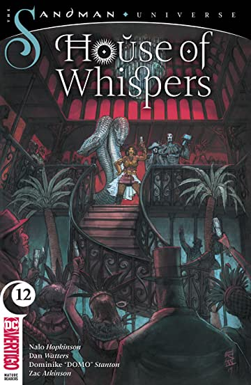 House of Whispers (2018-) #12