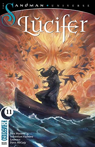 Lucifer (2018-) No.11